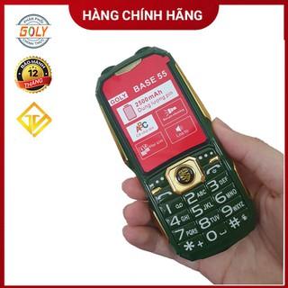 Điện thoại Goly Base 55 - Loa to - Pin trâu - Phím lớn - Hàng chính hãng - Goly Base 55 thumbnail