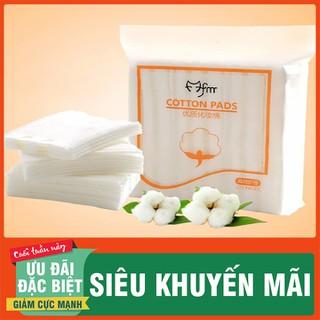 Bông tẩy trang cotton 3 lớp 222 miếng - Bông tẩy trang - BTTCT222M-1 thumbnail