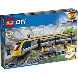 LEGO CITY - 60197 - TÀU ĐIỆN SIÊU TỐC