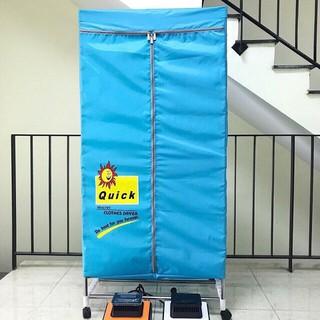 Vỏ bạt tủ sấy quần áo dùng được mọi loại tủ sấy của tất cả các hãng - ts01 thumbnail