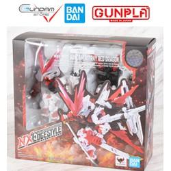 Mô Hình Gundam Nxedge Style Astray Red Dragon Bandai Đồ Chơi Lắp Ráp Anime Nhật