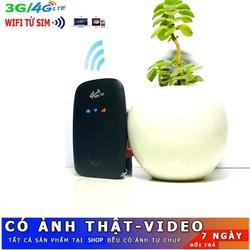 Thiết Bị Mạng Wifi 4G Không Dây -Thiết Bị Phát Wifi Từ Sim 3G 4G