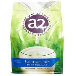 Date 2/2022 Sữa Bột Nguyên Kem Giàu Canxi A2 của Úc (1kg)