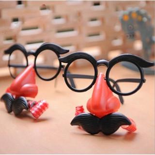 Mắt kính chú hề hóa trang - Mắt kính chú hề hóa trang thumbnail
