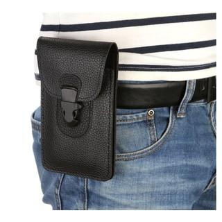 Bao da điện thoại đeo thắt lưng - Bao da đựng điện thoại cao cấp - BDM010 - BDM010 thumbnail