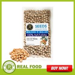 Túi Đậu Gà Trắng - Real Food - Sản phẩm tự nhiên với nhiều tác dụng hỗ trợ cho người lớn tuổi và mẹ bầu...