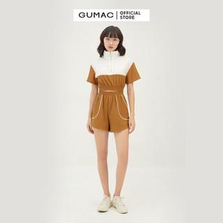 Quần thun nữ viền túi đắp GUMAC QB320 - QB320 thumbnail