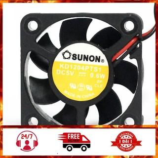 Quạt Tản Nhiệt Sunon 4x4x1Cm 5V 0.6W - SP02464 thumbnail