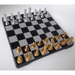 Bộ cờ vua có nam châm từ tính - Nhỏ gọn siêu đẹp KT 16x16cm