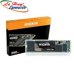 SSD KIOXIA Exceria 250GB NVMe M.2 2280 LRC10Z250GG8