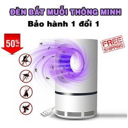 [ HOT ] Đèn Bắt Muỗi Thông Minh Mosquito Killer - Máy Diệt Côn Trùng Cắm Dây USB - Không Mùi , Không Ồn - Bảo Vệ Sức Khỏe