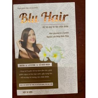 BLU HAIR HỖ TRỢ DUY TRÌ TÓC CHẮC KHỎE - 013 thumbnail