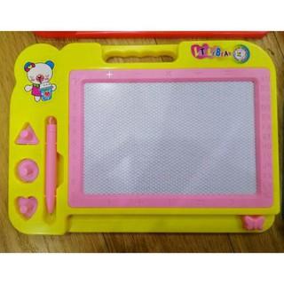 Bảng gạt tự xóa thông minh cho bé. Bảng từ, bảng nam châm, bảng viết tự xóa - BT020 5