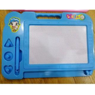 Bảng gạt tự xóa thông minh cho bé. Bảng từ, bảng nam châm, bảng viết tự xóa - BT020 6