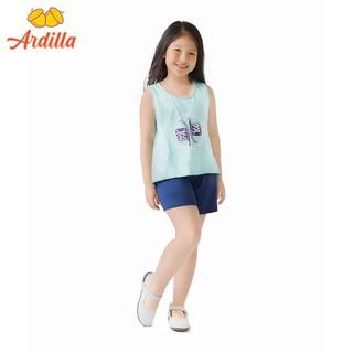 Bộ đồ mặc nhà bé gái ARDILLA chất liệu Cotton mềm mịn hình in Go Street Style phong cách T91GSS20