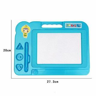 Bảng gạt tự xóa thông minh cho bé. Bảng từ, bảng nam châm, bảng viết tự xóa - BT020 2