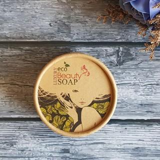 Xà phòng rửa mặt cao cấp 100g cho nữ Eco eauty Soap - NDXP.001 thumbnail