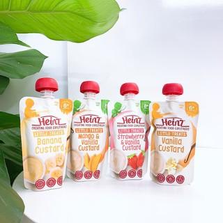 Váng sữa hoa quả Heinz Custard Úc cho bé - Váng sữa hoa quả Heinz Custard Úc cho bé thumbnail