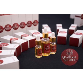 Tinh dầu nhụy hoa nghệ tây saffron oil arabian secrets 30ml - SA30 thumbnail