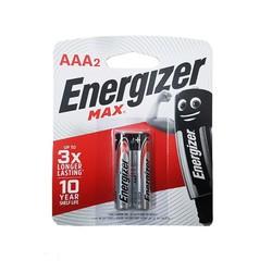 Pin đũa AAA Energizer max E92 vỉ 2 viên