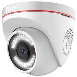Camera WiFi 2.0MP Dome Ezviz C4W FullHD đàm thoại 2 chiều hỗ trợ đèn và còi báo động kèm thẻ 64gb [ĐƯỢC KIỂM HÀNG]