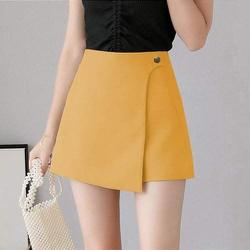 Chân váy chữ A vạt lệch, Quần giả váy công sở có big size đến 2XL__Xem hàng trước khi thanh toán