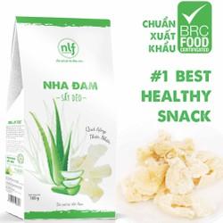 Nha Đam Sấy Dẻo Nông Lâm Food 100g / Healthy Snack / Ăn vặt văn phòng / Ăn vặt tốt cho sức khỏe / trái cây sấy dẻo