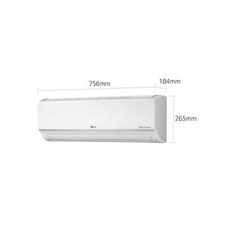 MÁY LẠNH LG 1HP V10ENW1N - V10ENW1 new 2021