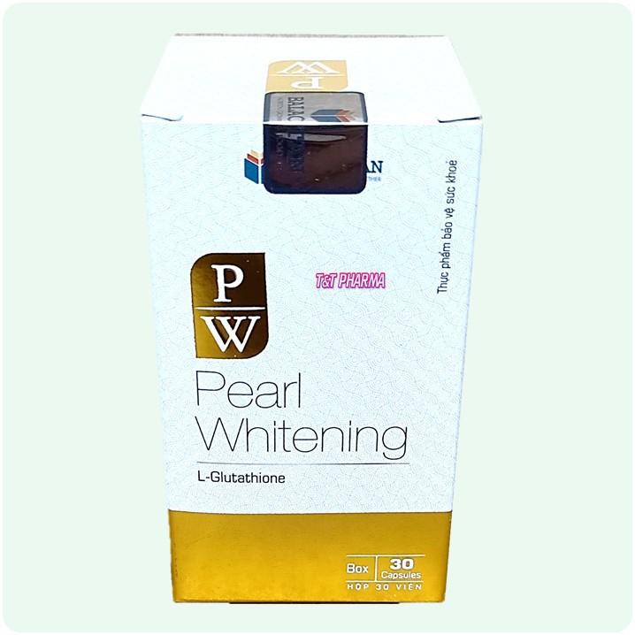 Viên Uống Trắng Da Toàn Thân Pearl Whitening - Pearl Whitening 9