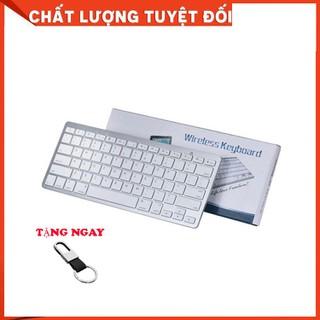 Bàn phím không dây kết nối bluetooth - Bàn phím không dây - Bàn phím bluetooth thumbnail