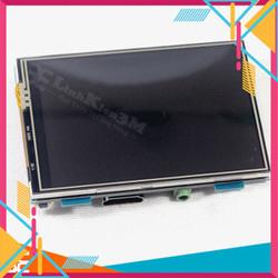 Màn Hình Rberry Pi 3B  / 3B 480X320 3.5 inch HDMI Cảm Ứng   BH : 1 tháng