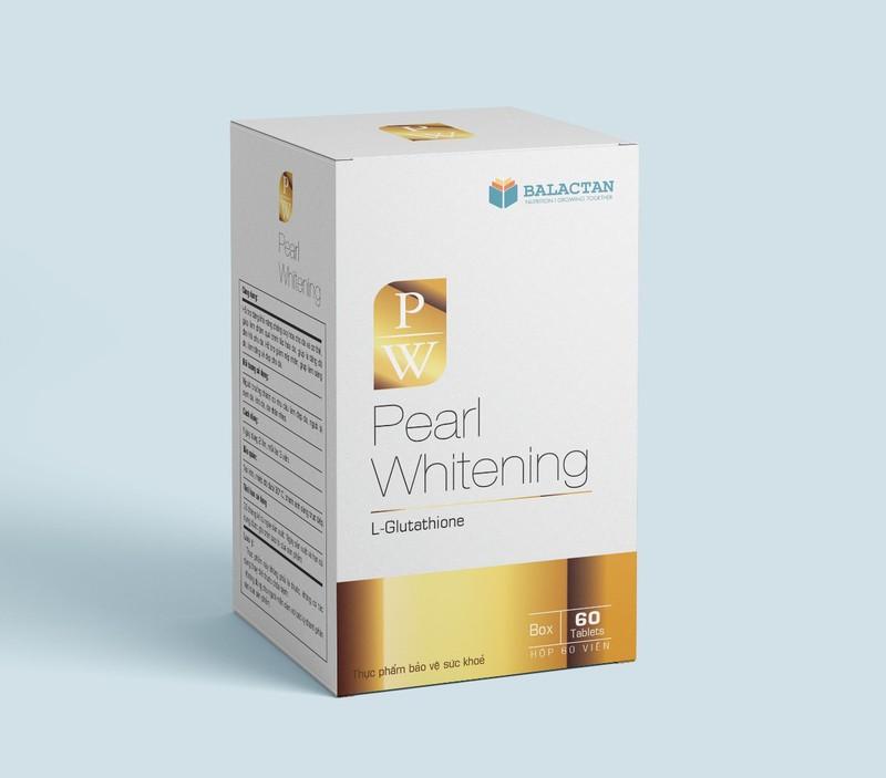 Viên Uống Trắng Da Toàn Thân Pearl Whitening - Pearl Whitening 7