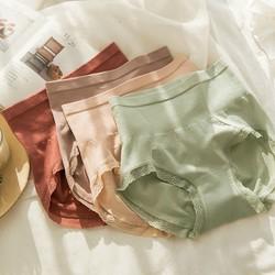 Quần lót nữ cạp cao,Gen bụng, giấu bụng với chất cotton co giãn 4 chiều nên mặc rất thoải mái thấm hút mồ hôi,có màu nhiều màu sắc để lựa chọn, được kiểm tra hàng khi nhận