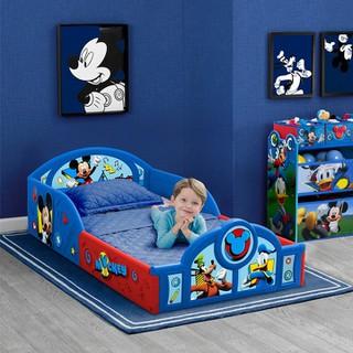 Giường ngủ cho bé hình mickey + kèm đệm ( Phù hợp cho bé từ 1-8 tuổi ) - RE0684 thumbnail
