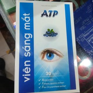 Viên uống sáng mắt ATP- Giúp sáng mắt , giảm khô mắt , tăng cường thị lực cho mắt -lọ 30 viên -ĐƯỢC XEM HÀNG-HD 2022. - sáng mắt thumbnail