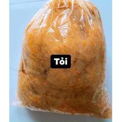 Bánh tráng khô gà phô mai tôm tỏi khô bò 500g