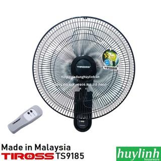 Quạt treo tường Tiross TS9185 - TS9186 - Malaysia - Có Remote - Tiross TS-9185 TS-9186 thumbnail