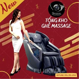 [HOT NEW 2021] Gọi ngay 096.351.6961 nhận giá tốt nhất. Ghế Fujikima Sunlight FJ-A431 tự động massage toàn thân thời thượng quý phái Nhật Bản hứa hẹn phá vỡ mọi dòng ghế massage trong cùng phân khúc - Ghế Fujikima Sunlight FJ-A431 thumbnail