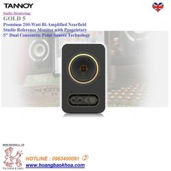 Loa Monitor TANNOY GOLD 5 - 200-Watt Bi-Amplified