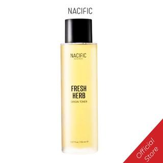 Toner dưỡng ẩm NACIFIC Fresh Herb Origin Toner 150ml - NA_TO01 thumbnail