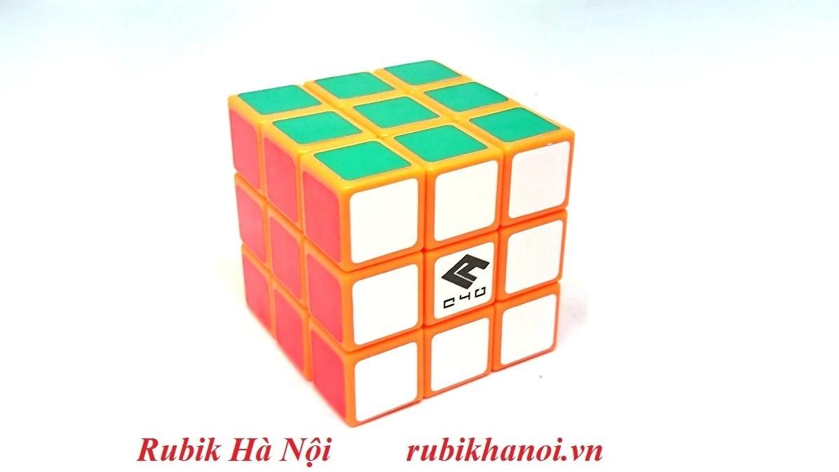 Rubik 3x3 C4U Vuông White Có Nam Châm. Rubik luyện Finger Tri s FT Tốt Nhất [ĐƯỢC KIỂM HÀNG] - SHOPBAN6795VN 10