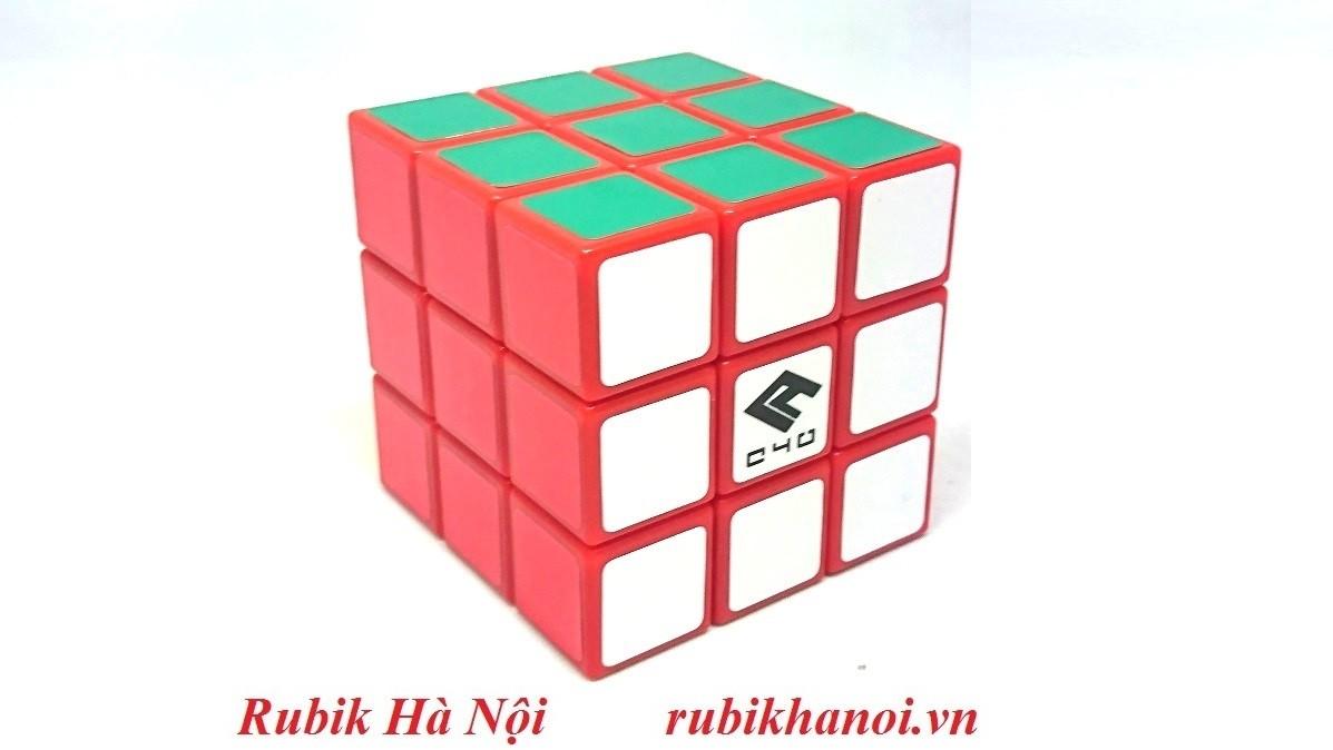 Rubik 3x3 C4U Vuông White Có Nam Châm. Rubik luyện Finger Tri s FT Tốt Nhất [ĐƯỢC KIỂM HÀNG] - SHOPBAN6795VN 8
