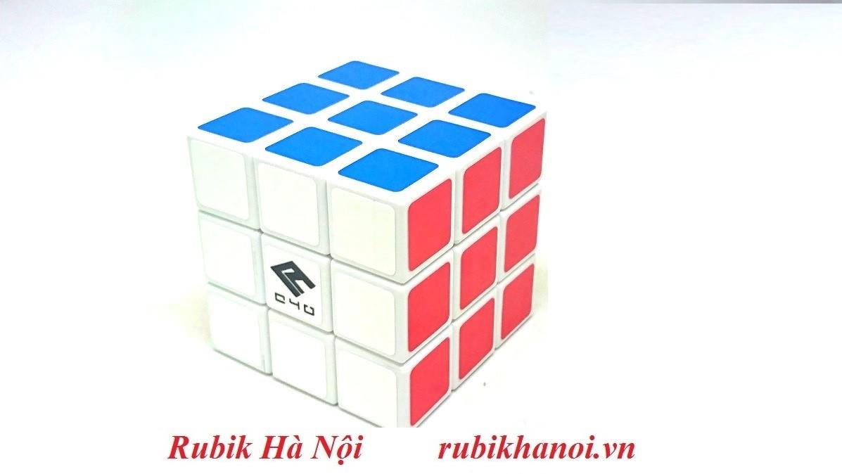 Rubik 3x3 C4U Vuông White Có Nam Châm. Rubik luyện Finger Tri s FT Tốt Nhất [ĐƯỢC KIỂM HÀNG] - SHOPBAN6795VN 4