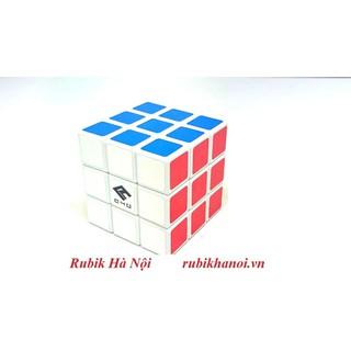 Rubik 3x3 C4U Vuông White. Rubik luyện Finger Tricks (FT) Tốt Nhất - Rubik 3x3 C4U Vuông White thumbnail