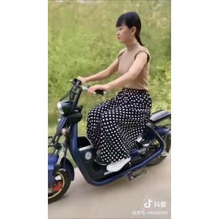 Váy chống nắng thiết kế hot hit với khuy cài chắc chắn tiện dụng dành cho phái nữ. Chất liệu tốt, chống nắng hiệu quả - Váy chống nắng thumbnail