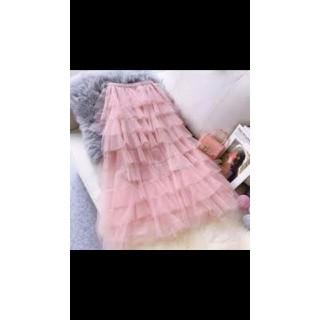 chân váy nhiều tầng - 5672 thumbnail
