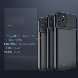 Ốp lưng kiêm sạc dự phòng iPhone 11 5000mah NewDery
