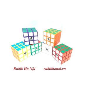 Rubik 3x3 C4U Vuông White Có Nam Châm. Rubik luyện Finger Tri s FT Tốt Nhất [ĐƯỢC KIỂM HÀNG] - SHOPBAN6794VN thumbnail