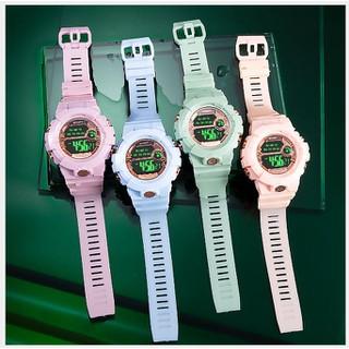 Đồng hồ điện tử Nam Nữ (Unisex) trẻ trung, hiện đại - A02 thumbnail