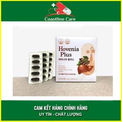 Hovenia Plus hộp 30 viên – Giúp giải độc gan, giải rượu, thanh lọc cơ thể, hỗ trợ chức năng gan - Coastlinecare Pharmacy